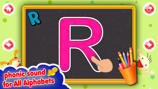 abc for Kids Learn Alphabet  screenshots 3