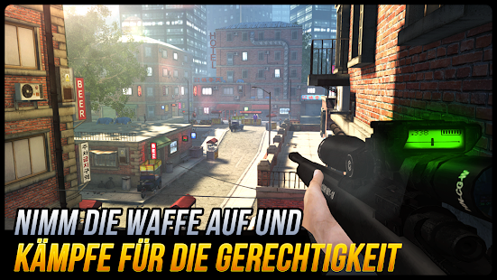 Sniper Honor: Spaß fps 3d gun Schießspiel 2020 Screenshot