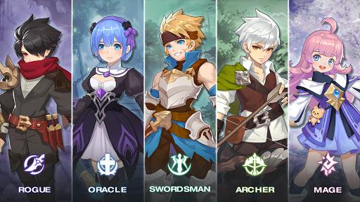 Guardians of Cloudia Apkfinish screenshots 1