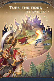 Hack Game Legends of the Arena apk free