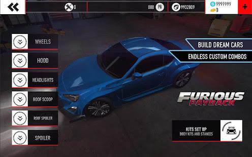 Furious Payback - 2020's new Action Racing Game 5.4 Screenshots 1