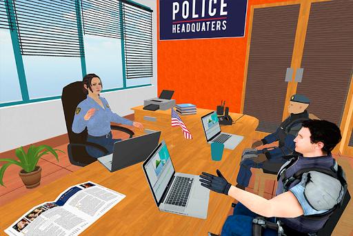 A Police Mom: Virtual Mother Simulator Family Life screenshots 2