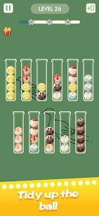 Ball Match Puzzle:Color Sort Bubbles 6