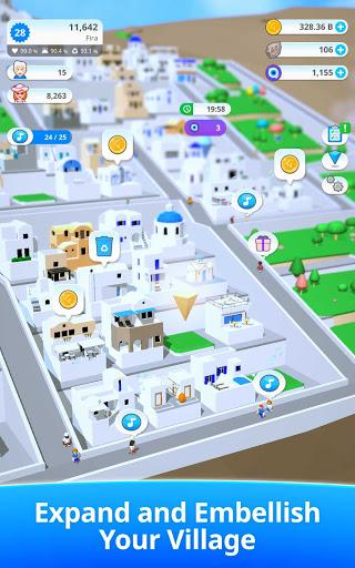 Santorini: Pocket Game  screenshots 17