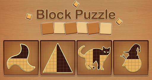 Wood Block Puzzle: Classic wood block puzzle games screenshots 1