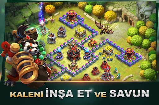 Clash of Lords 2: Tu00fcrkiye  screenshots 1