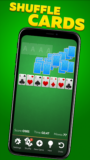 Solitaire Play - Classic Free Klondike Collection screenshots 5
