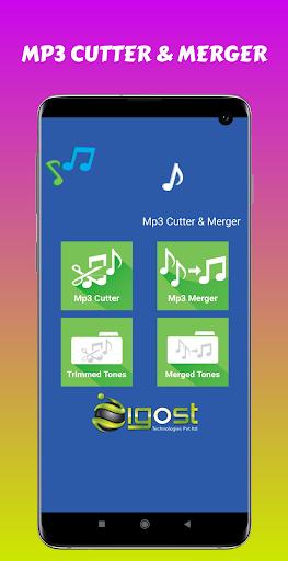 Mp3 Cutter & Merger 11.0.2 Screenshots 1