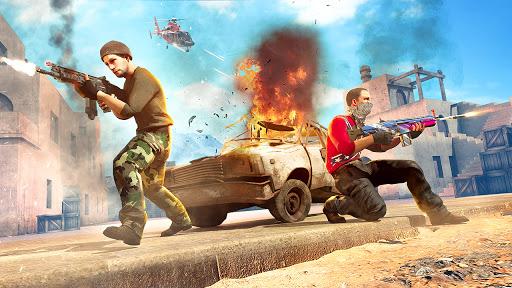FPS Gun Games 3D Offline: New Action Games 2021  screenshots 1