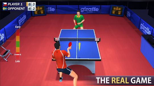 Masa Tenisi Şampiyonu Apk İndir 4