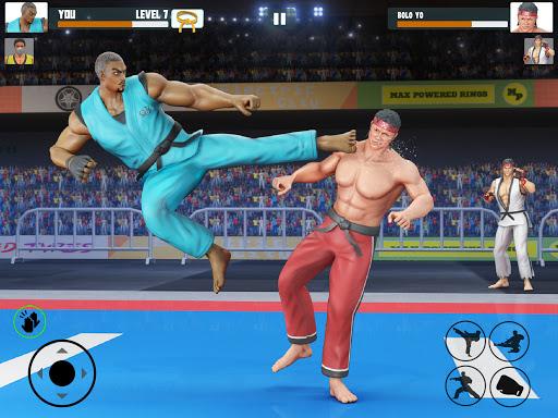 Tag Team Karate Fighting Games: PRO Kung Fu Master 2.4.1 Screenshots 9
