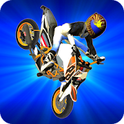 Freestyle King - Motorbike freestyle  bike stunts