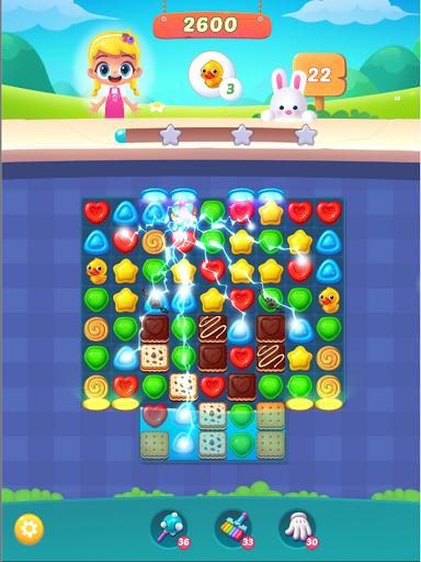 Candy Bomb:Match 3 1.2.3 screenshots 9
