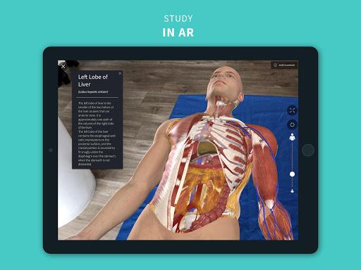 Complete Anatomy u201821 - 3D Human Body Atlas 6.4.0 Screenshots 21