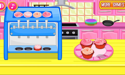 Bake Cupcakes 3.0.644 screenshots 17