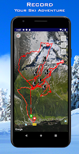 Ski Tracks v1.3.15 build 554 [Paid] 2