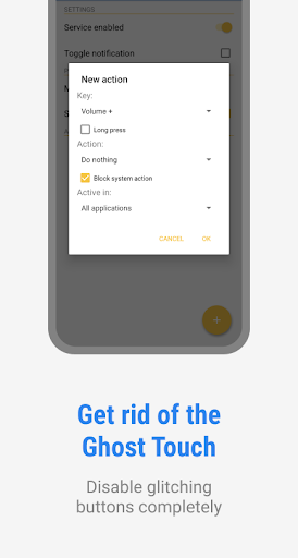 Buttons remapper - Mapping & Combination 1.17.6 Screenshots 2