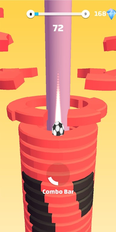 Helix Stack Jump: Fun & Free Addicting Ball Puzzle poster 5