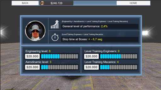 Race Master MANAGER  screenshots 24