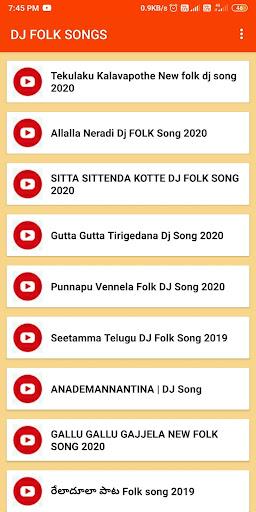 Telugu Folk TV App screenshots 3