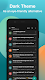 screenshot of Email Aqua Mail - Exchange, SMIME, Smart inbox