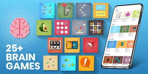 Brain Games For Adults - Brain Training Games apkdebit screenshots 7