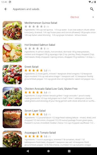Diet Recipes 5.77 screenshots 14