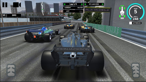 Ala Mobile GP - Formula cars racing screenshots 8