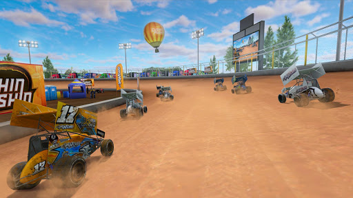Dirt Trackin Sprint Cars 3.2.5 screenshots 9