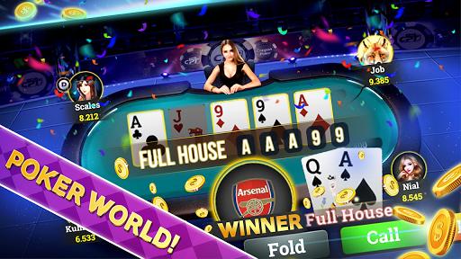 Poker Offline Free 2020 - Hottest POKER OFFLINE 2.0.0 screenshots 2