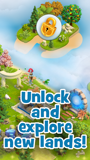 Land of Legends: Building games. Build your city apktram screenshots 7