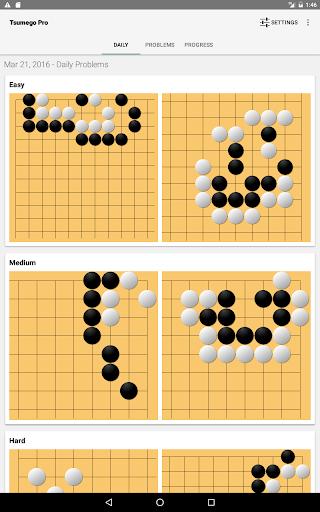 Tsumego Pro (Go Problems)  screenshots 9