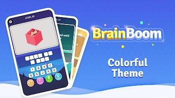 BrainBoom: Word Brain Games