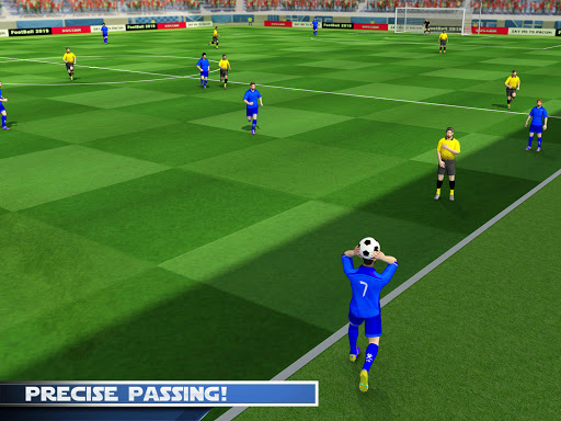 Soccer u26bd League Stars: Football Games Hero Strikes 1.6.0 screenshots 20