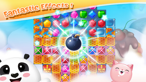 Jewel Match Puzzle Star 2021 Apkfinish screenshots 7
