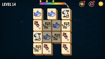 Mahjong Animal - Pair Matching Puzzle