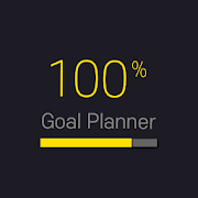 100% - Goal Planner (Motivation, Habit maker)