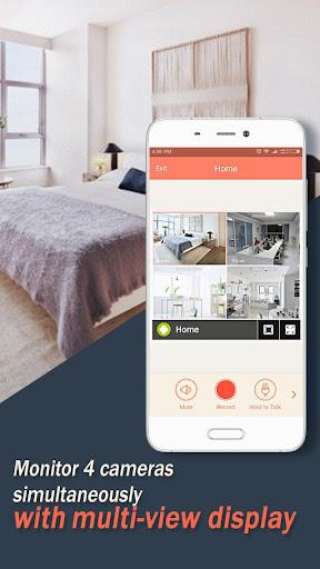 AtHome Camera - phone as remote monitor android2mod screenshots 5