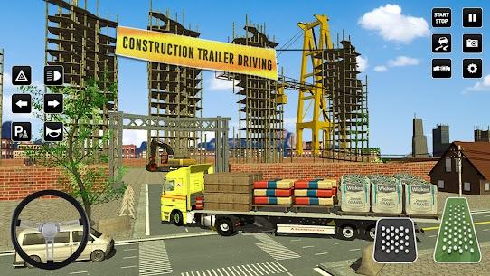Kent İnşaat Simülatör: Forklift Kamyon Oyun Full Apk İndir 5