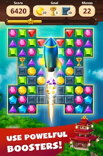 Jewels Planet – Free Match 3 & Puzzle Game 10