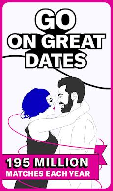 OkCupid - The Online Dating App for Great Datesのおすすめ画像1