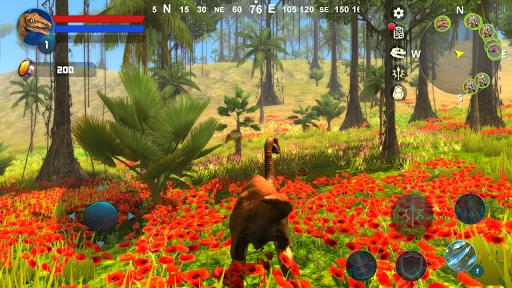 Gallimimus Simulator  screenshots 2