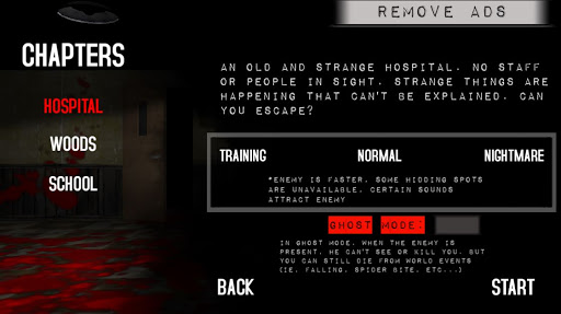 Wake Up - Horror Escape Game 1.4.3 screenshots 2