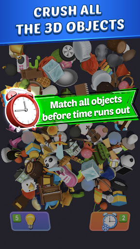 Match Master 3D - Match Tile Triple & Puzzle Game modavailable screenshots 4