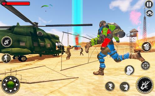 Counter Attack Gun Strike: FPS Shooting Games 2021 1.8 Screenshots 16