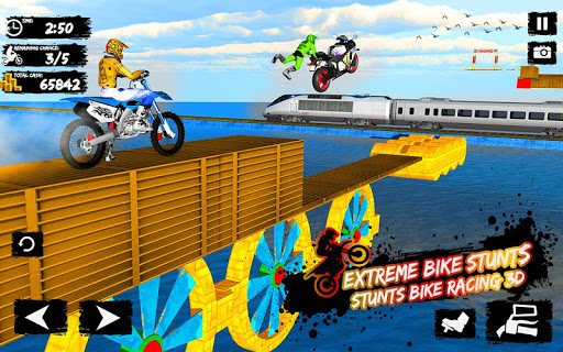 Impossible Bike Race: Racing Games 2019  screenshots 4
