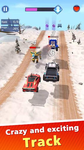 Clash of Autobots : Wild Racing screenshots 4