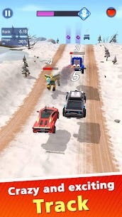 Clash of Autobots : Wild Racing 4