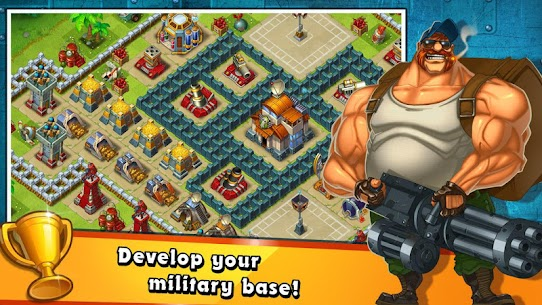 Jungle Heat: War of Clans 2.1.5 Apk 4