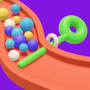 App Icon for Pin Balls UP - Physics Puzzle Game App in Spain Google Play Store